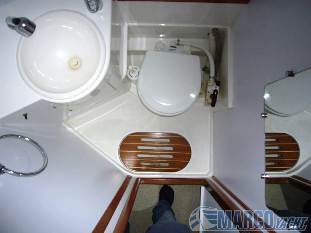 Jeanneau Sun odyssey 37.2 Sail cruiser used