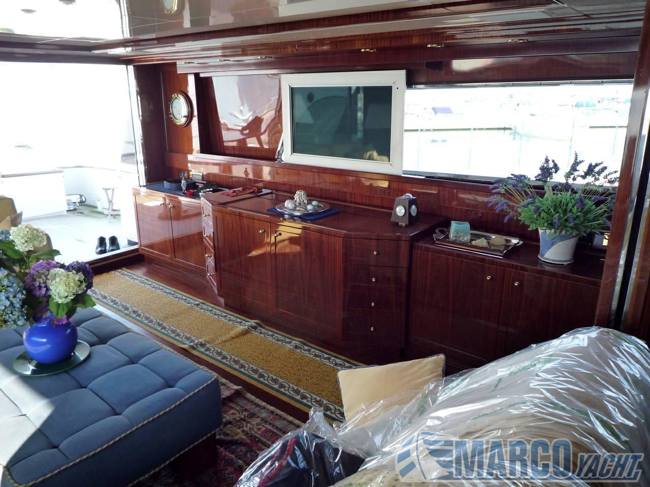 Sanlorenzo 82 Motor yacht used