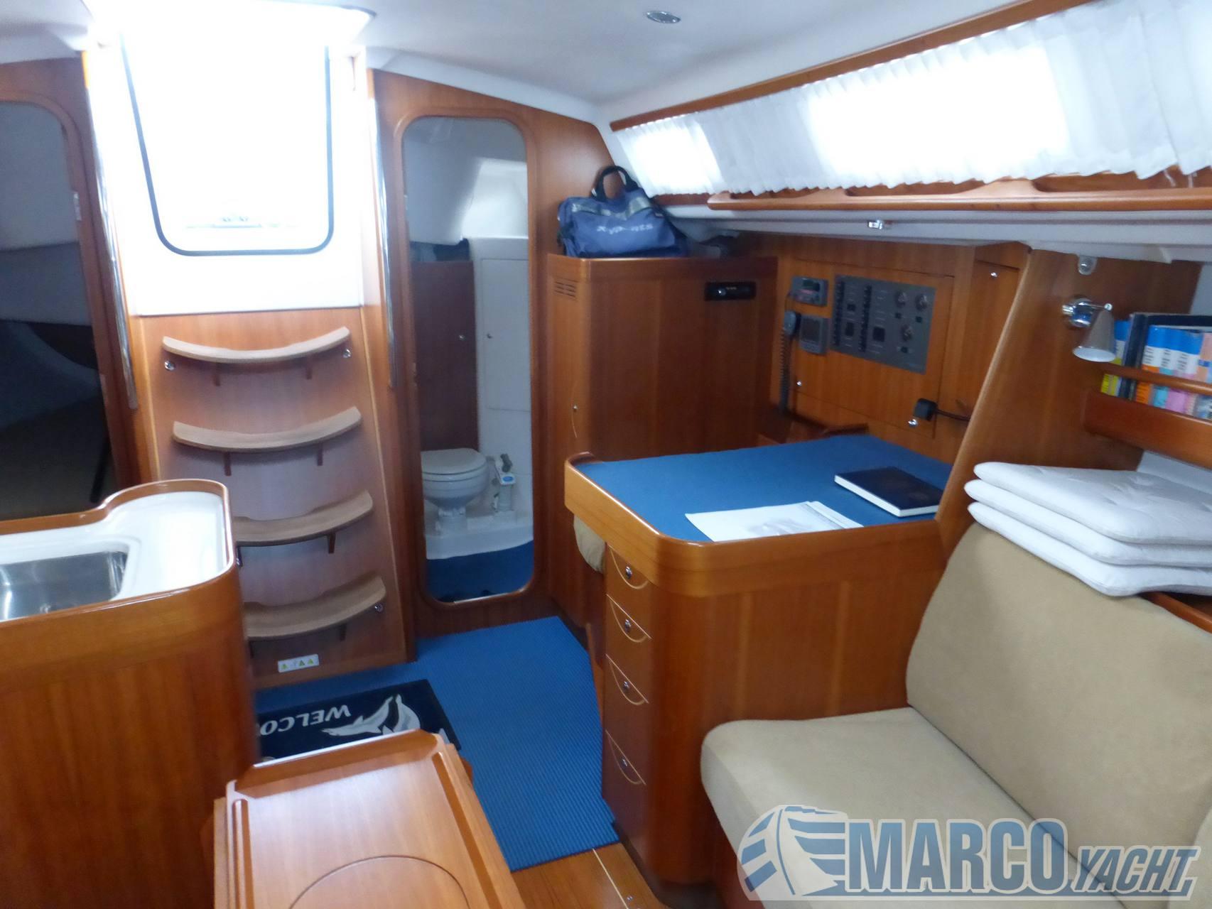 X-yacht X 40 Sail cruiser