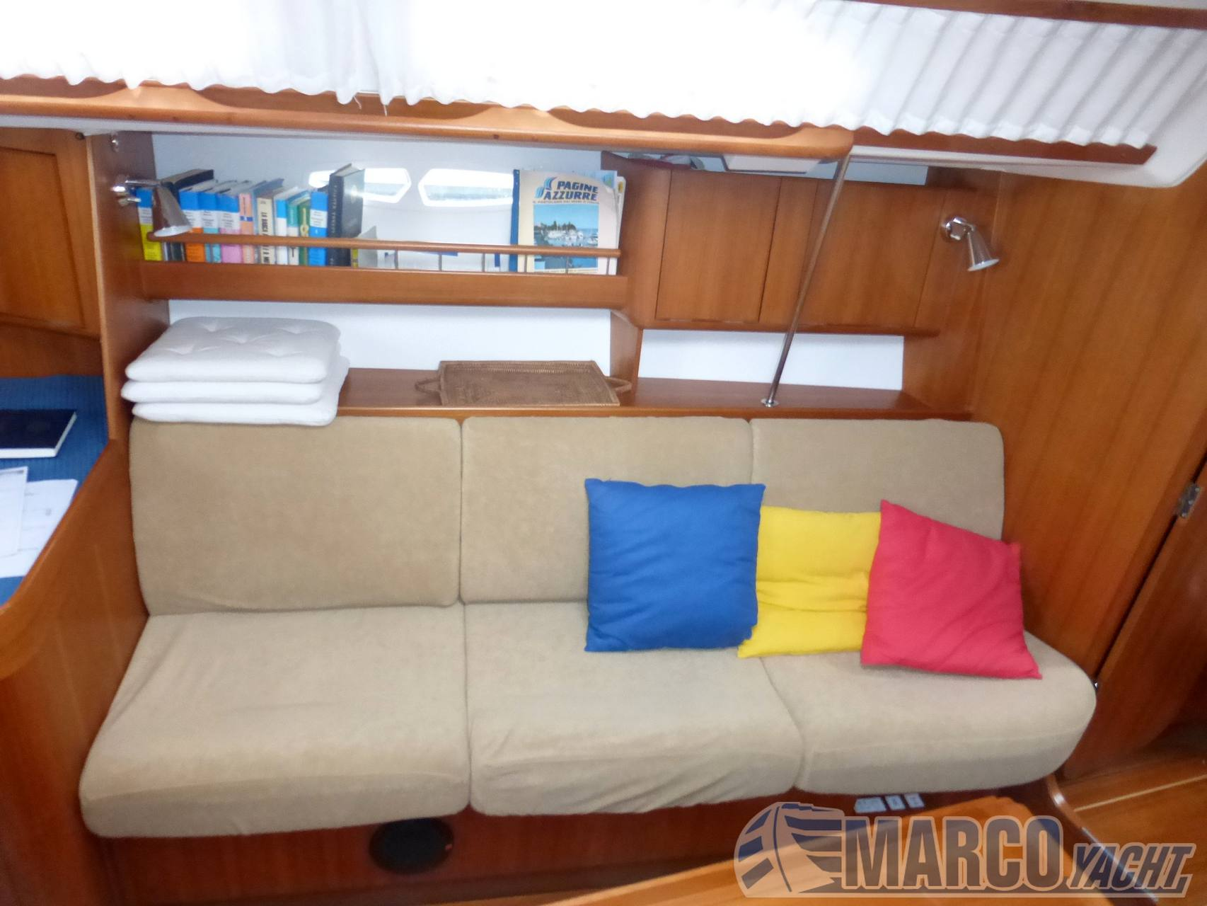 X-yacht X 40 sailing boat