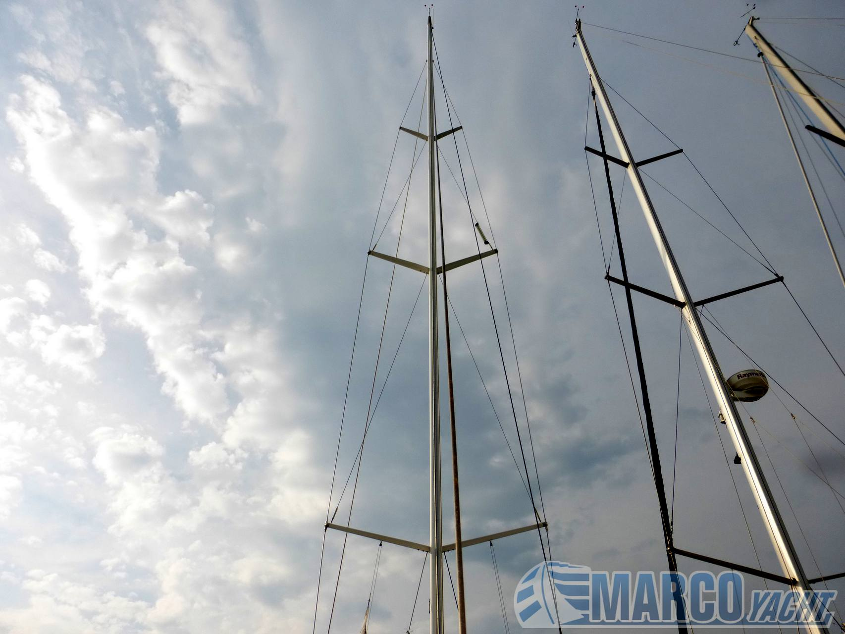 X-yacht X 40 Sail cruiser used