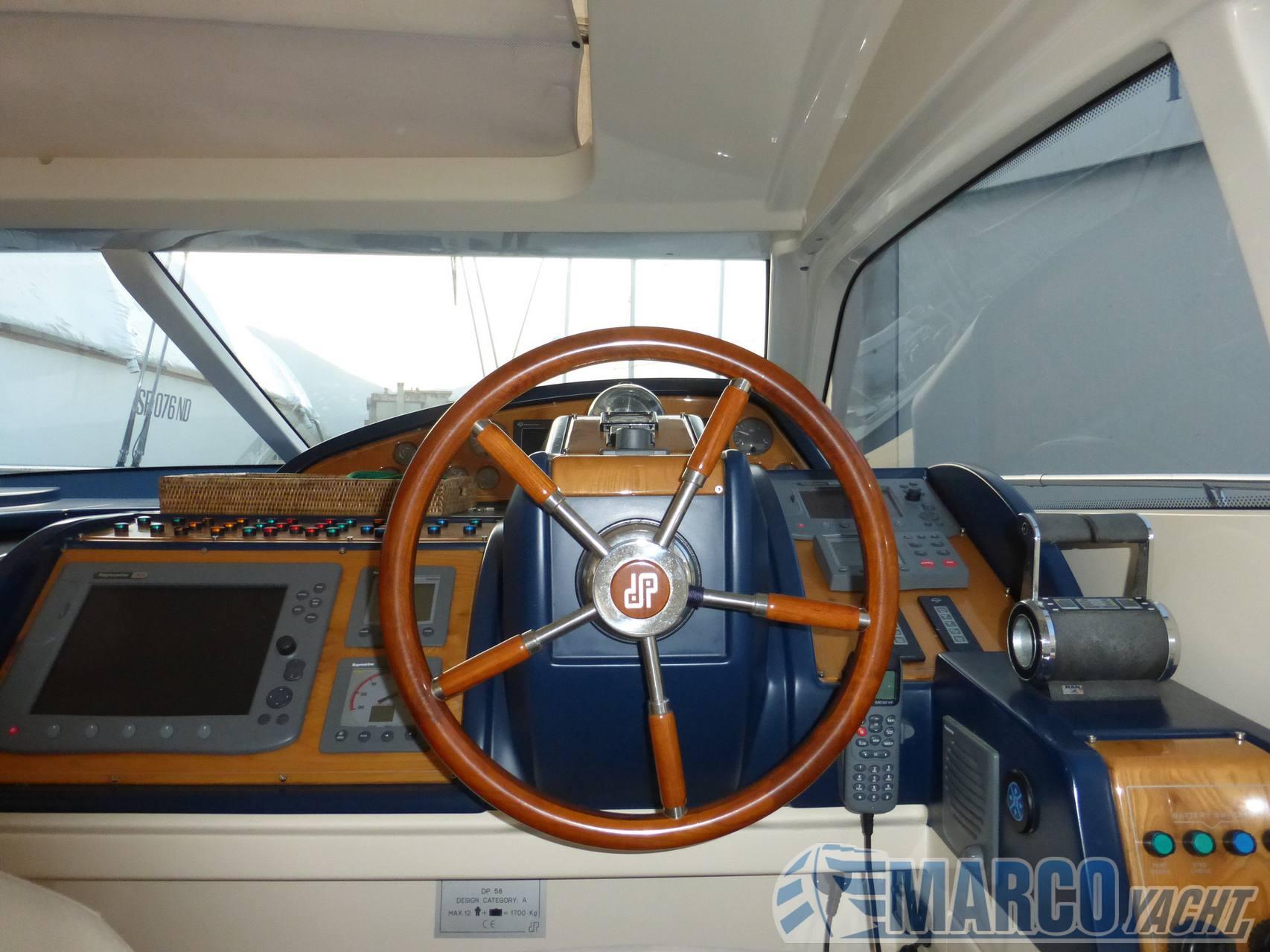 Dalla pietà Dp 58 ht Motorboot