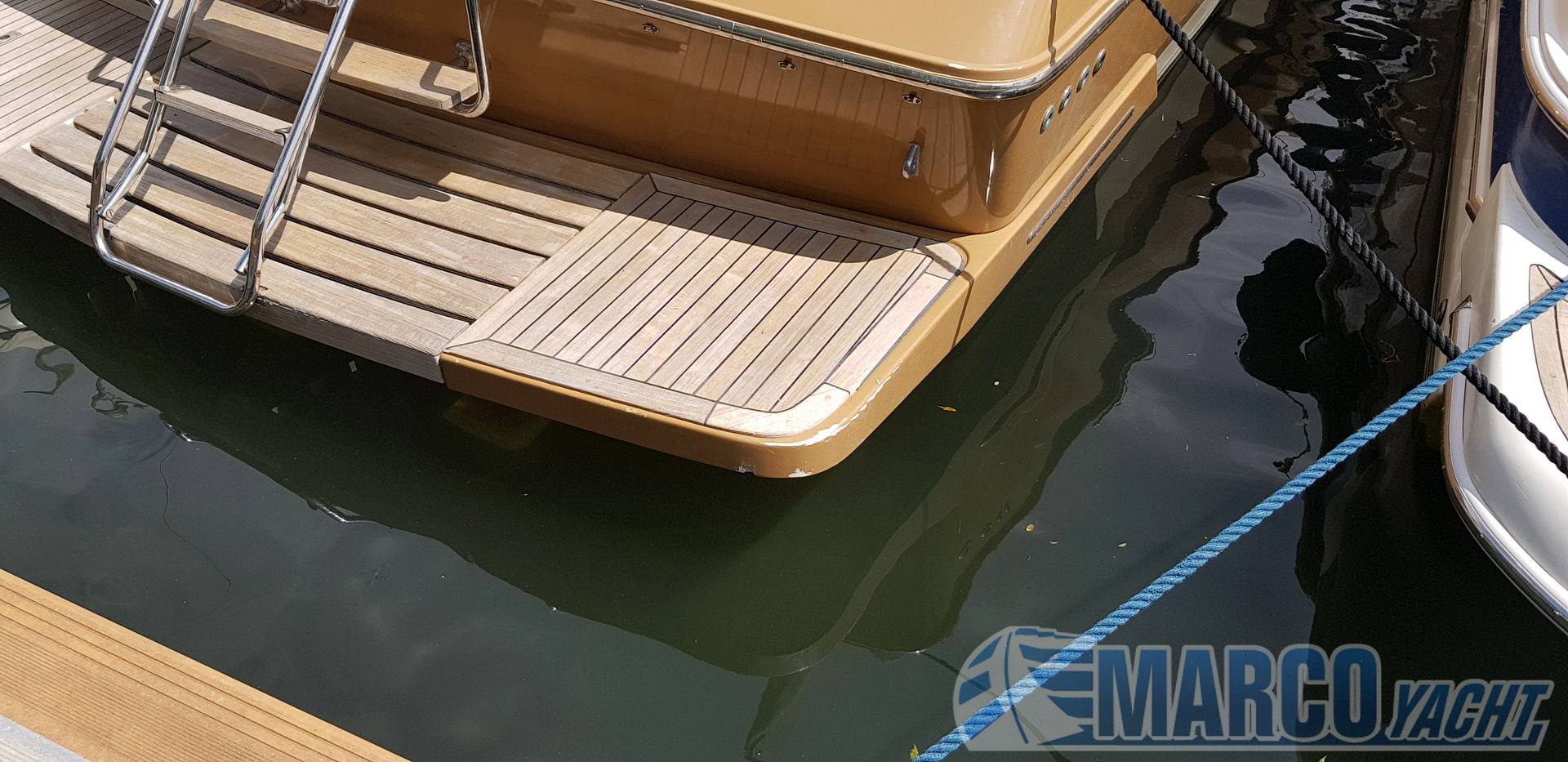 Ilver Cimawa 35 Motor boat used for sale