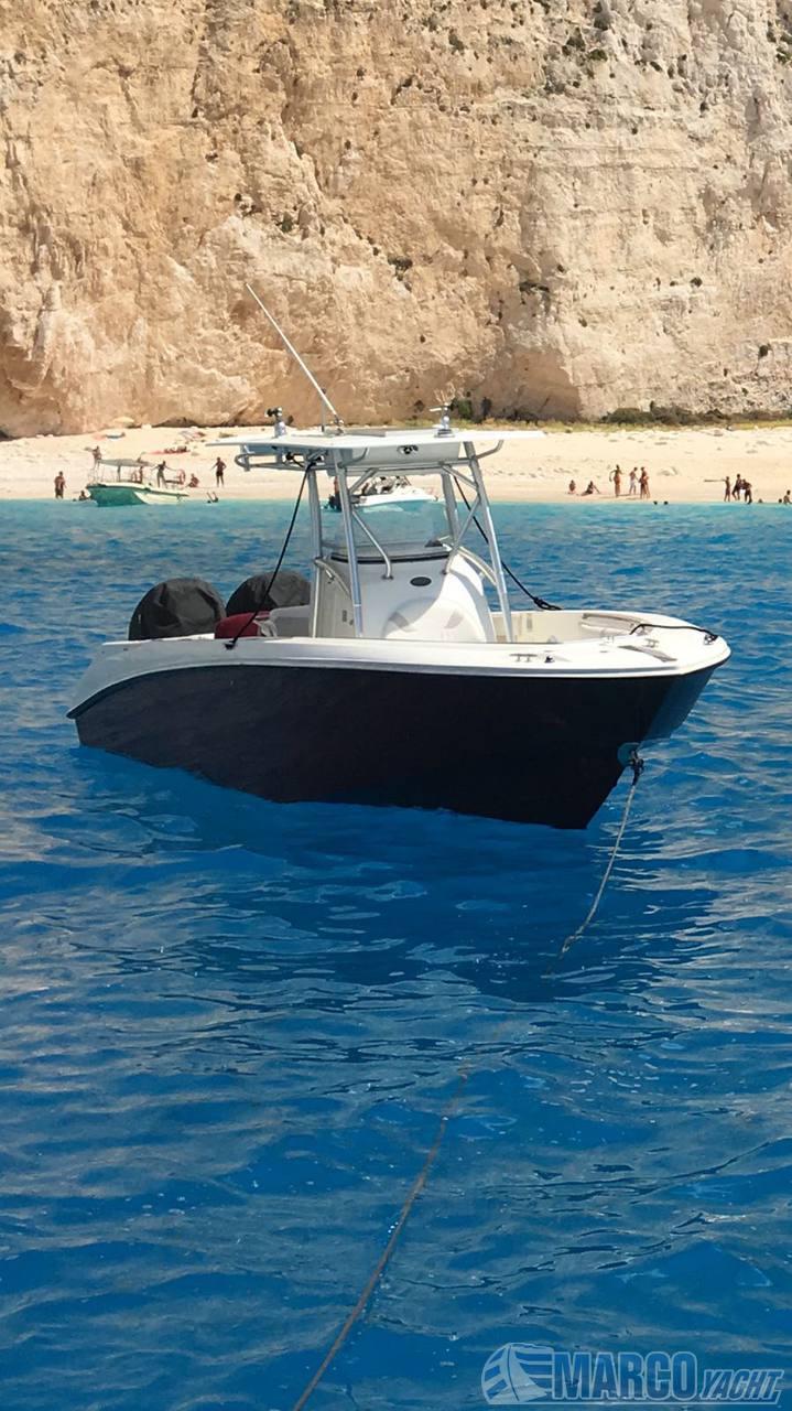 Boston Whaler Outrage 270 Barco a motor usado para venda