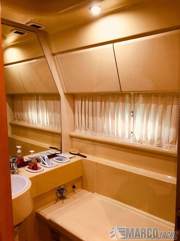 Ferretti 120 fly Barca a motore usata in vendita