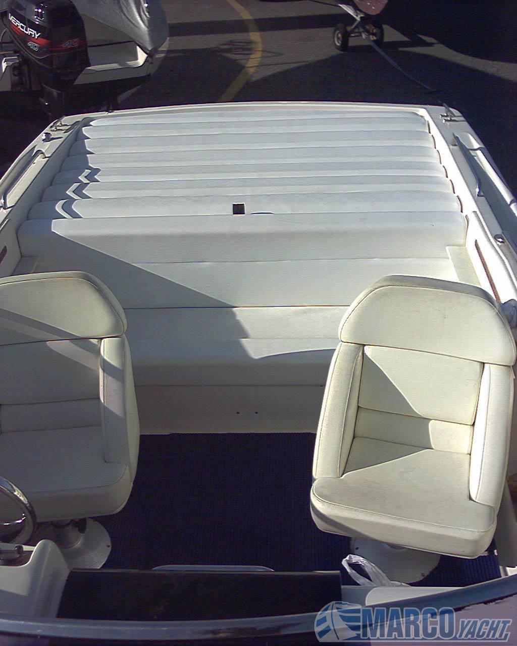 ILVER 24 nyuma Motor boat used for sale