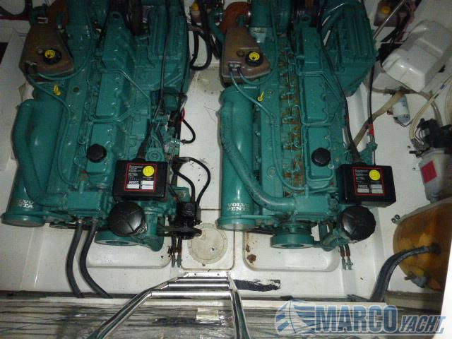 Sealine 34 open Express Cruiser verwendet