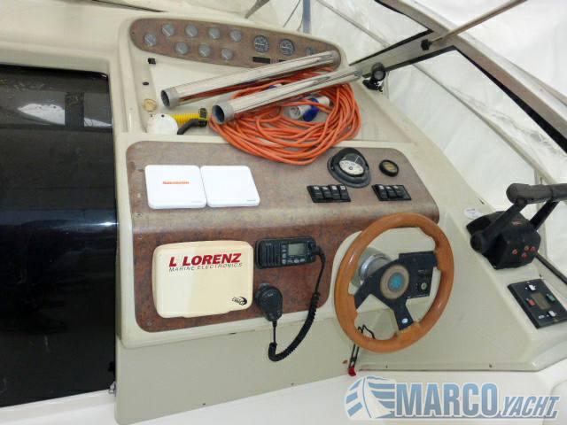 Sealine 34 open verwendet