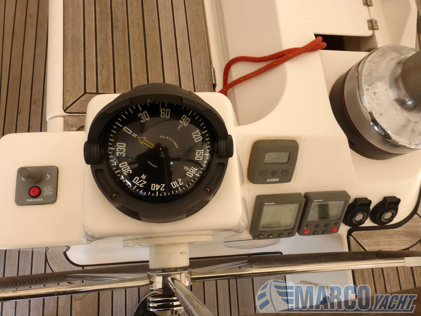 Elan 514 impression Cruzador de vela usado