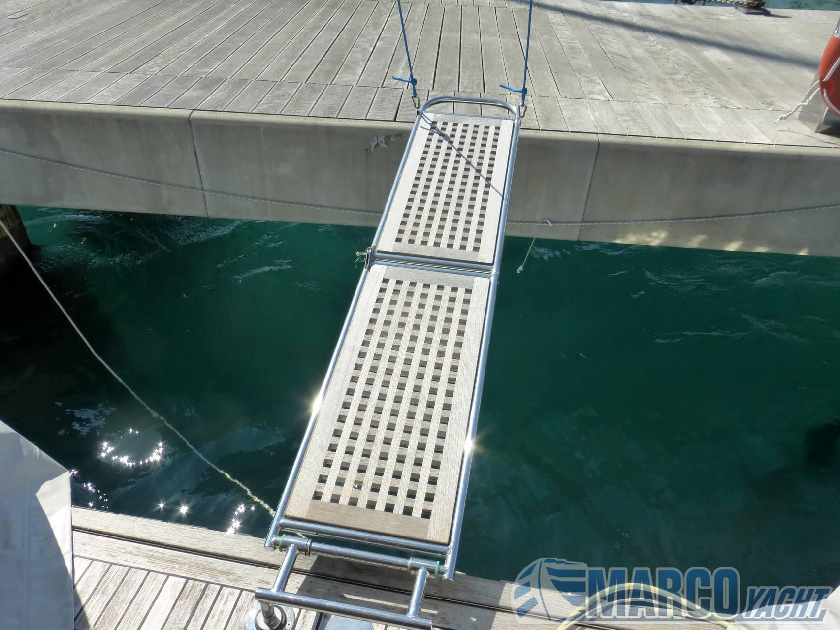 Elan 514 impression barco à vela