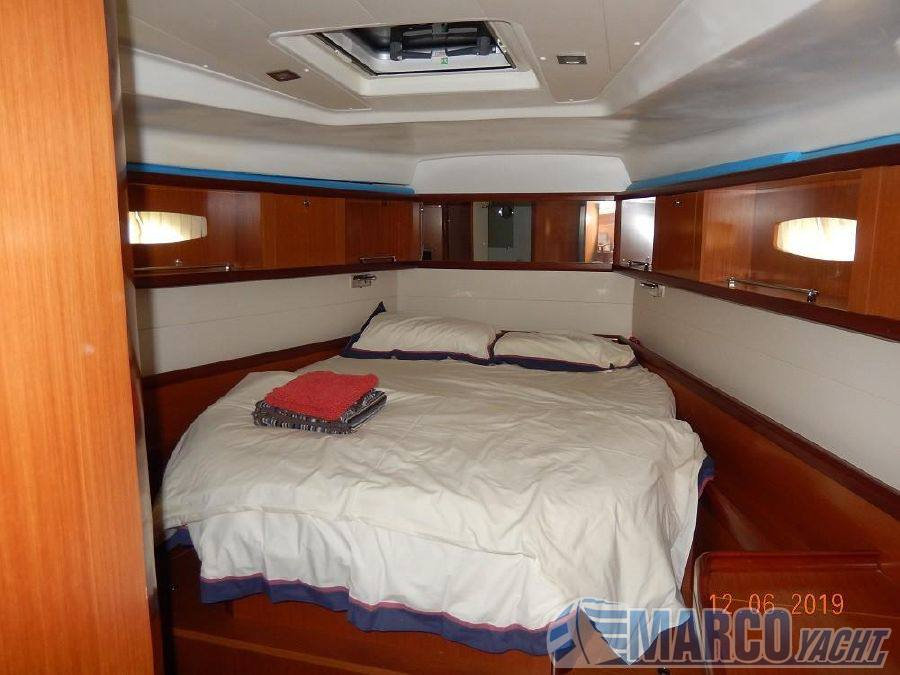 BENETEAU Oceanis 50 sailing boat