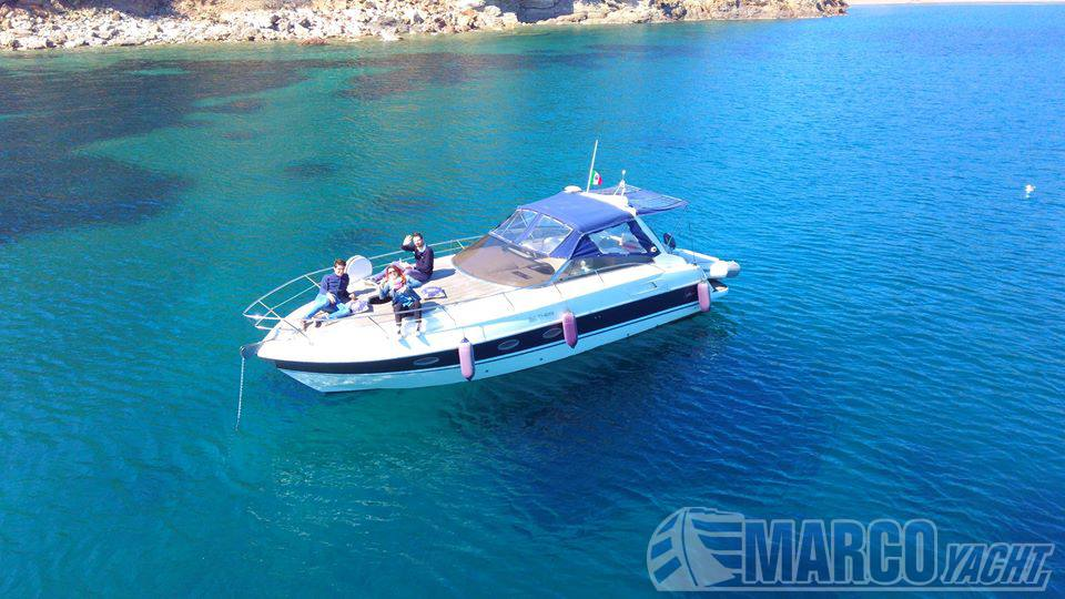 Ilver 34 thesi Motor boat used for sale