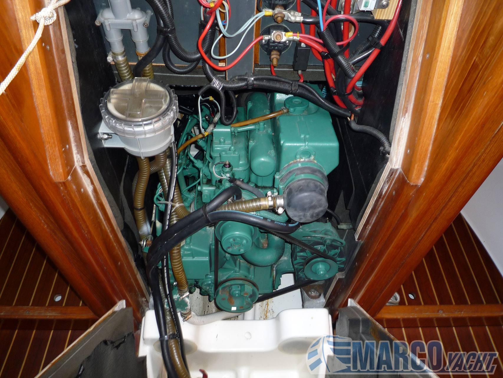 JEANNEAU Sun odyssey 37 Segel cruiser verwendet