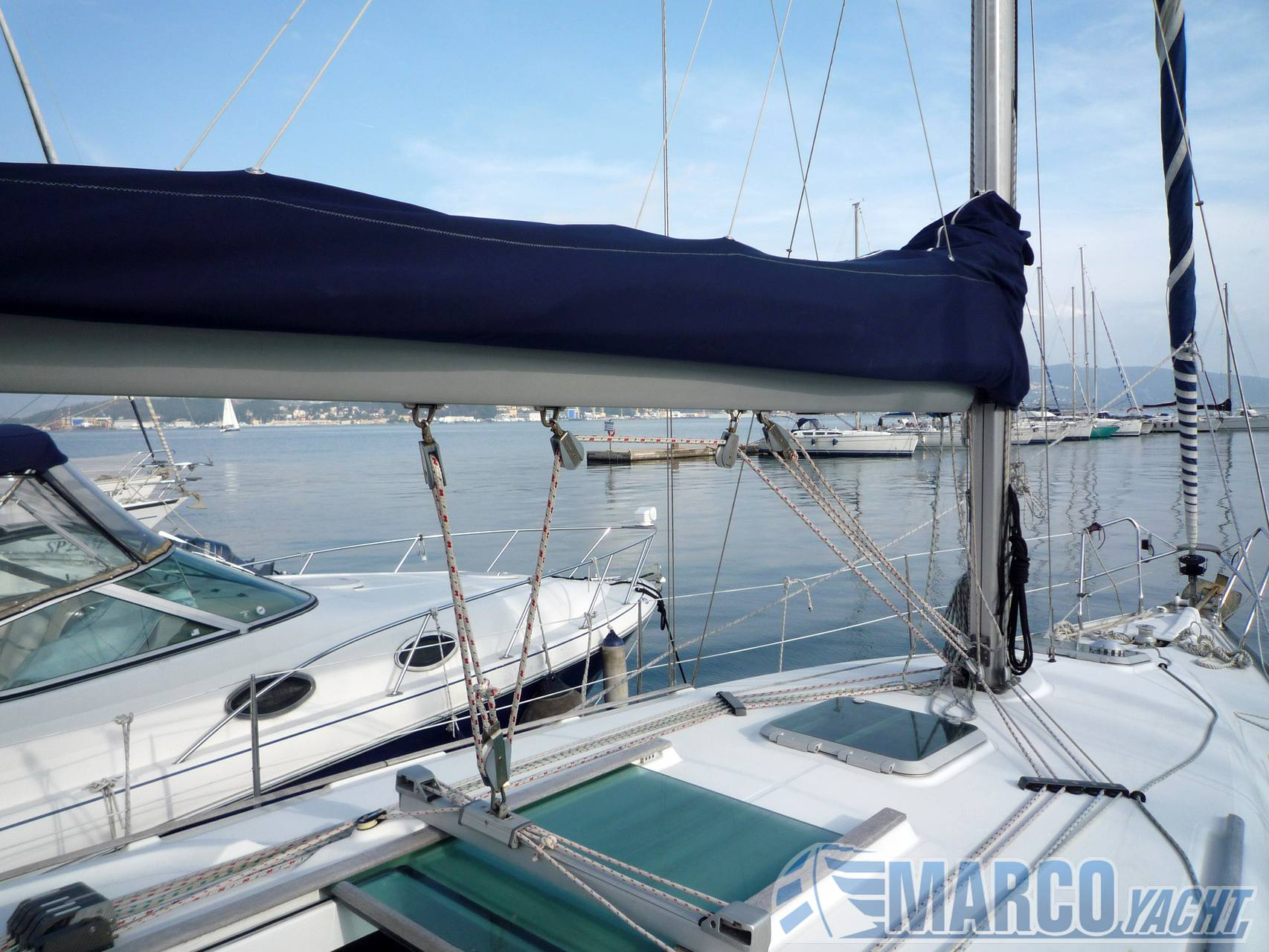 JEANNEAU Sun odyssey 37 Sailing boat used for sale