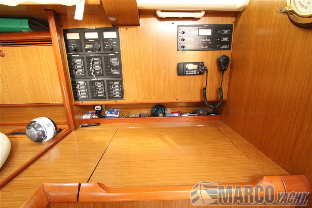 Jeanneau Sun odyssey 469 Парусная лодка