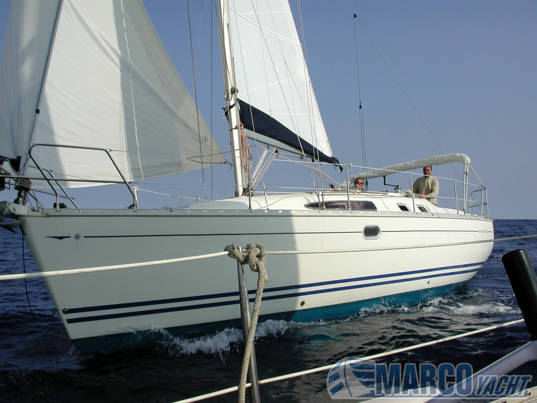 JEANNEAU Sun odyssey 34.2 Sailing boat used for sale