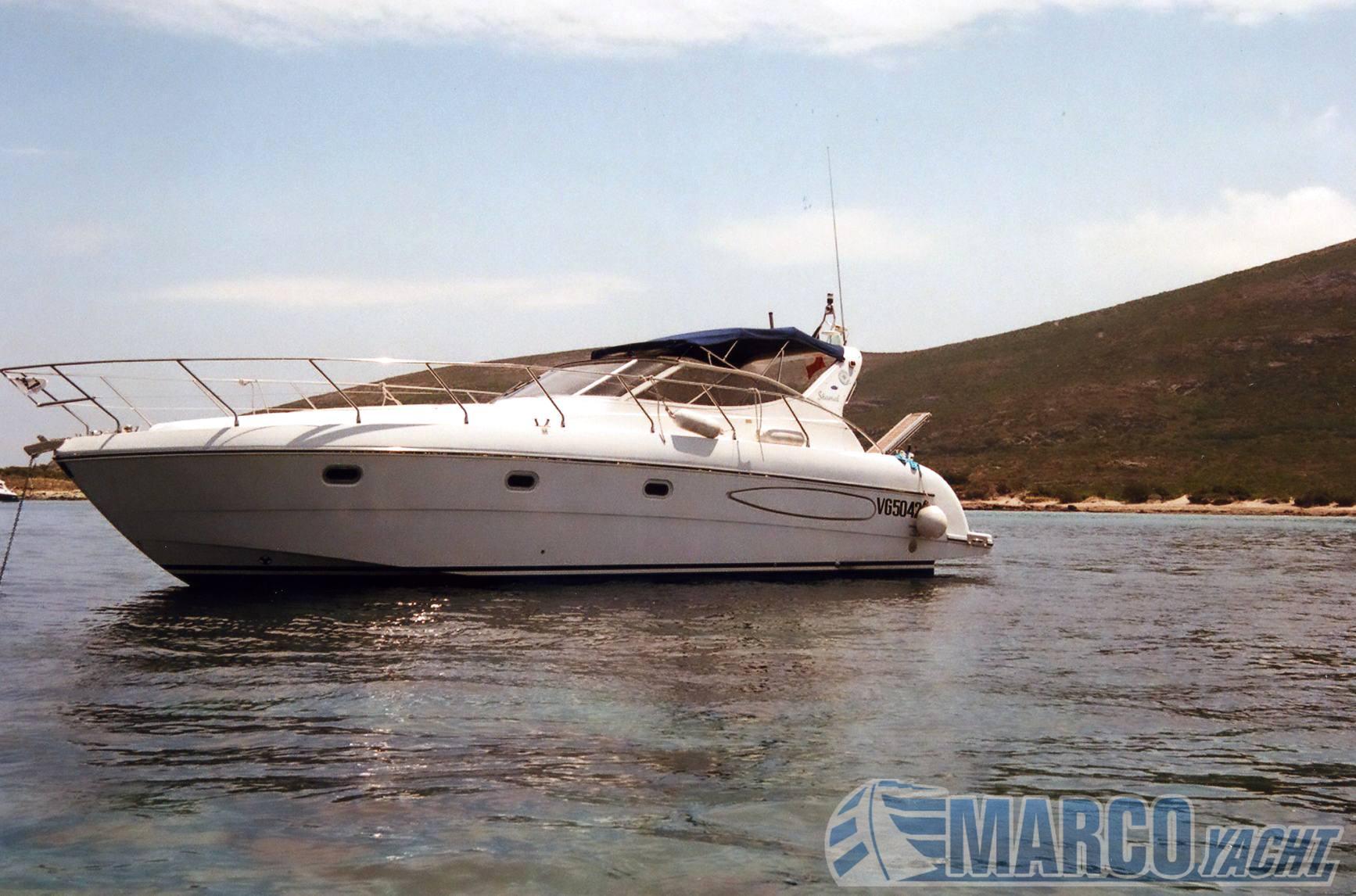 Raffaelli Shamal Barca a motore usata in vendita