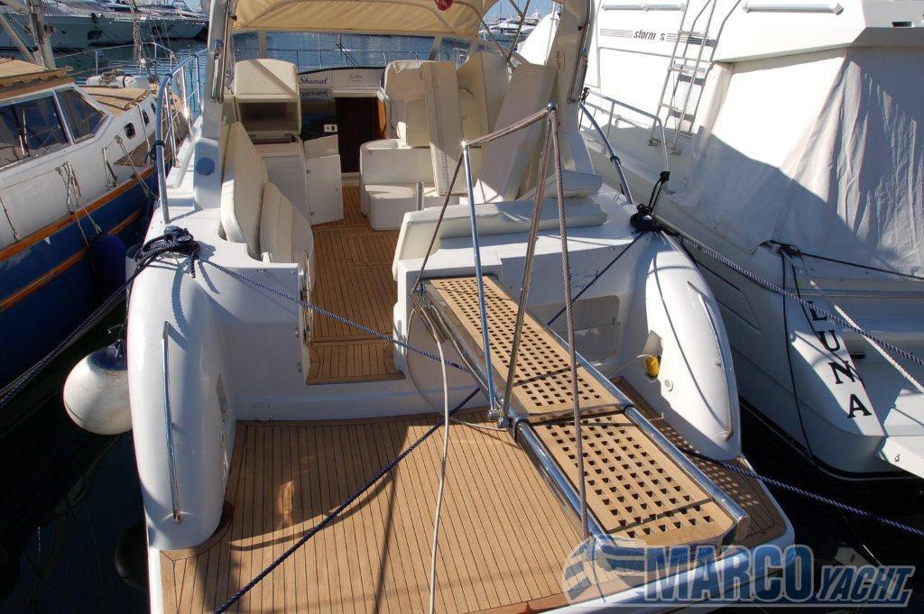Raffaelli Shamal barca a motore