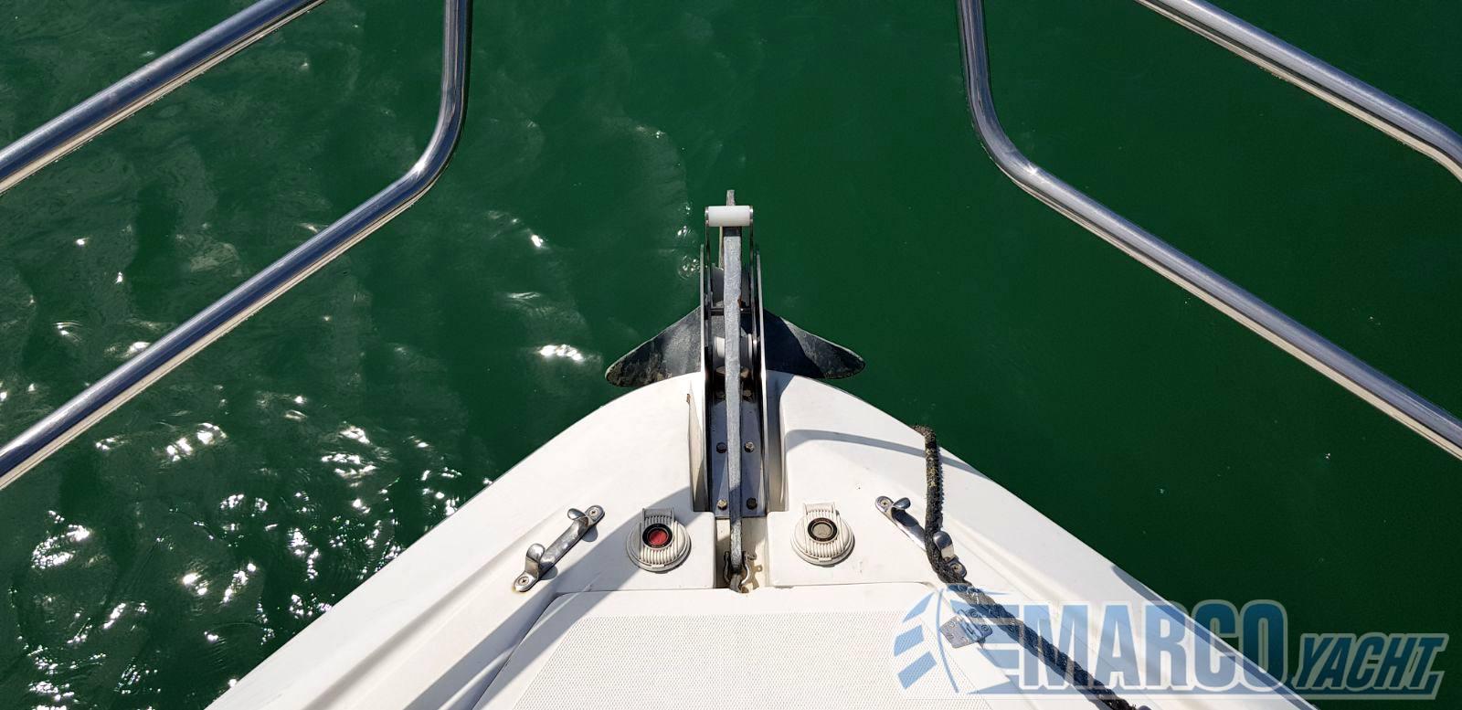 Giorgi marine 45 must motor boat