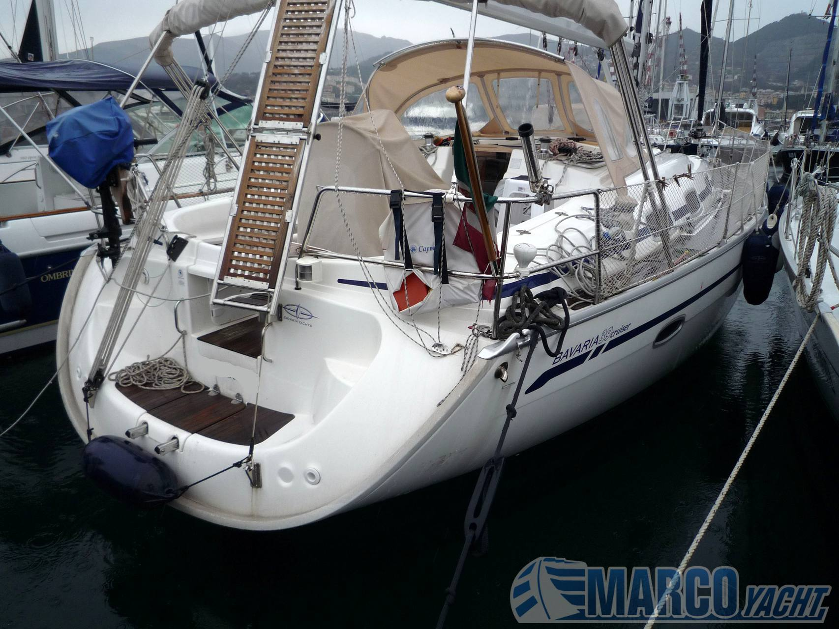 BAVARIA 39 cruiser Barca a vela usata in vendita