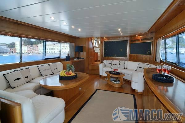 Sanlorenzo 72 Motor yacht