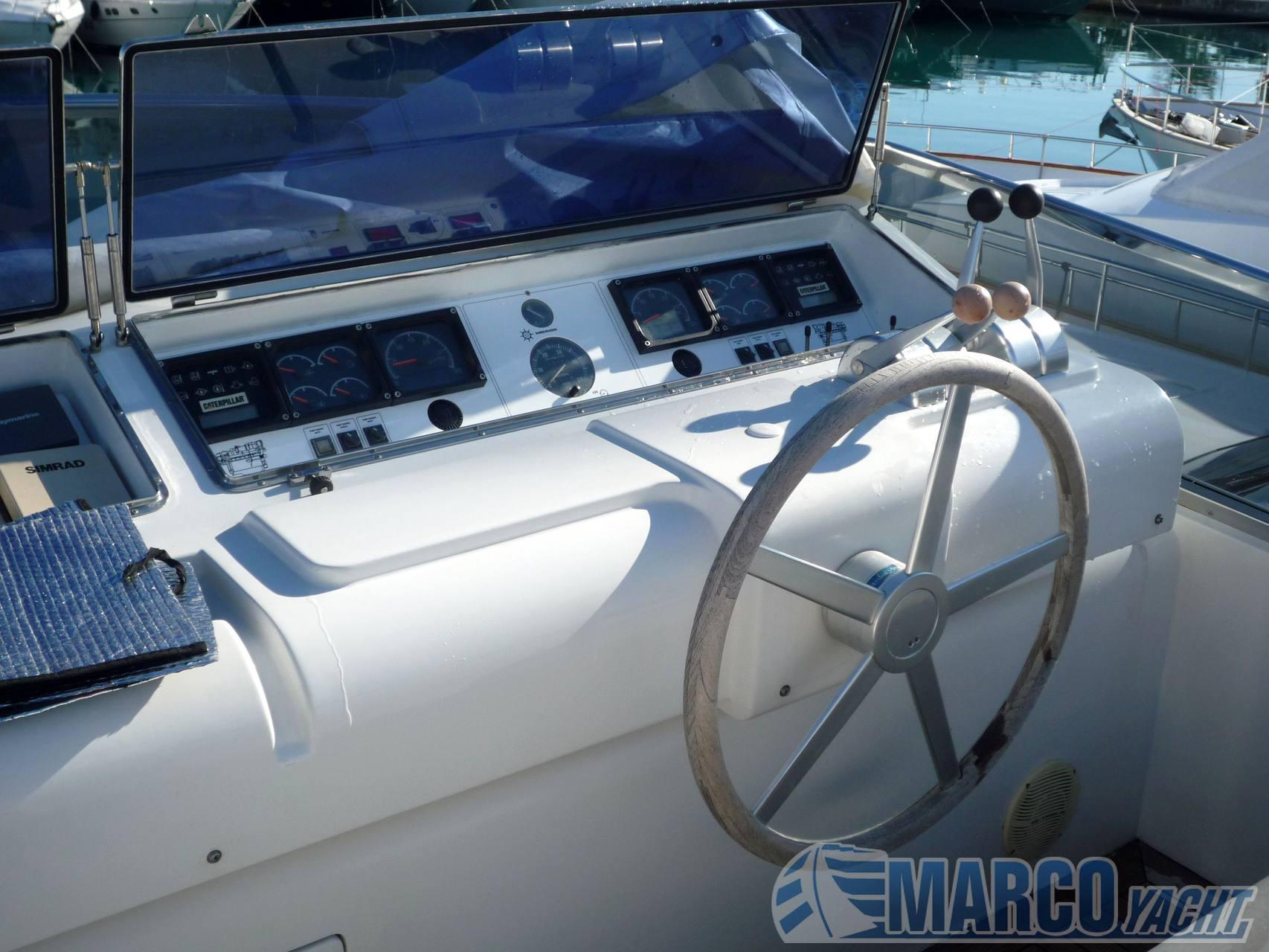 Sanlorenzo 72 Motor boat used for sale