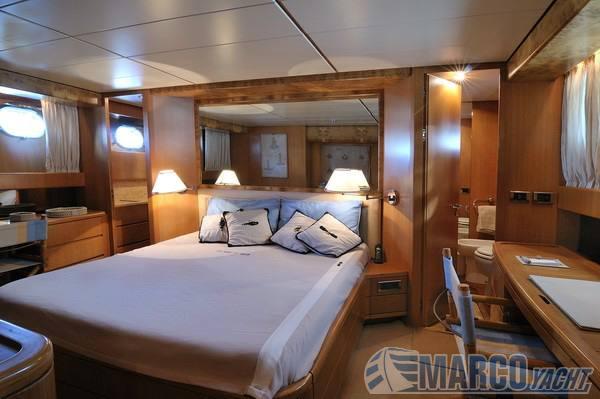 Sanlorenzo 72 Motor yacht used