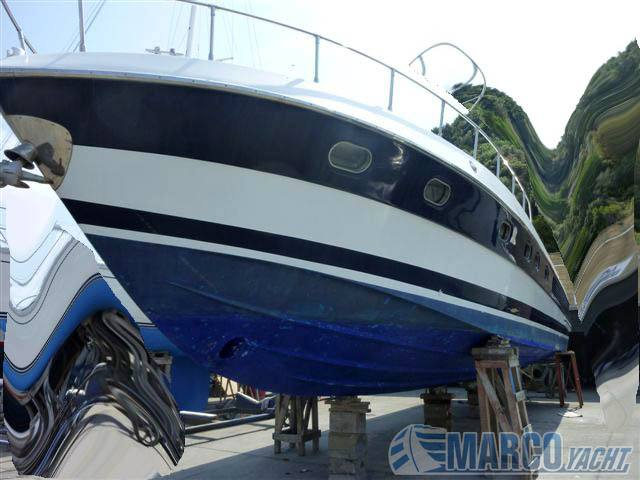 Italcraft C 51 Motor boat used for sale