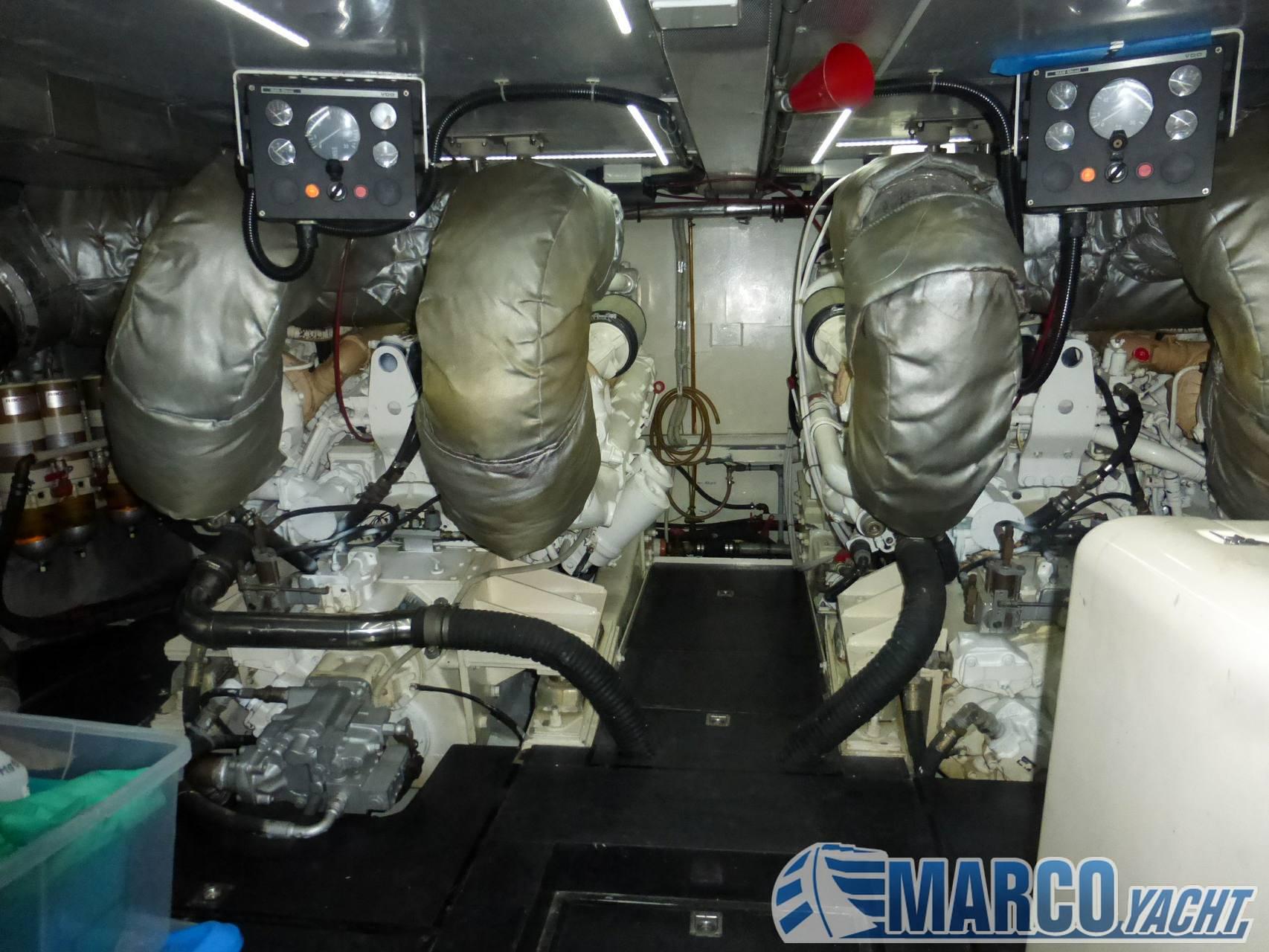 Sanlorenzo 62 fly bateau à moteur