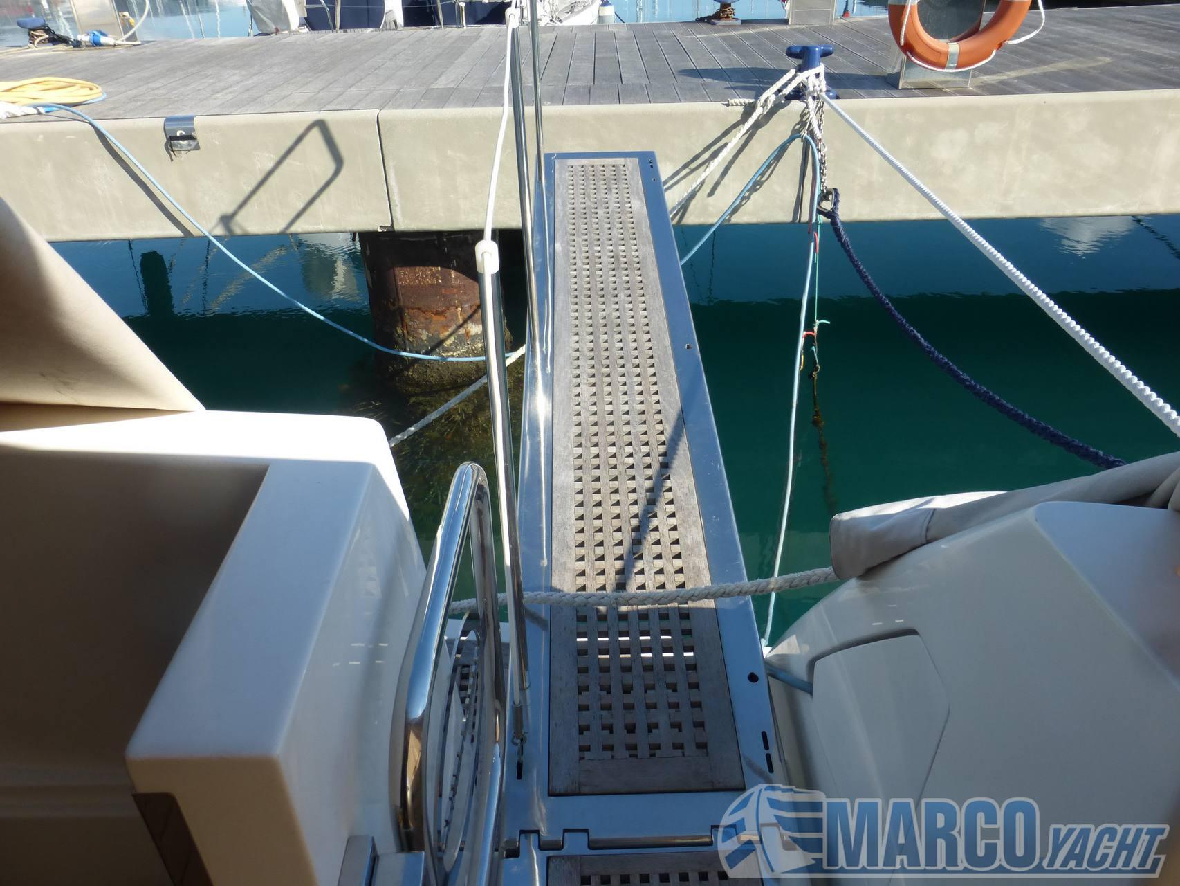 Sanlorenzo 62 fly Yacht à moteur