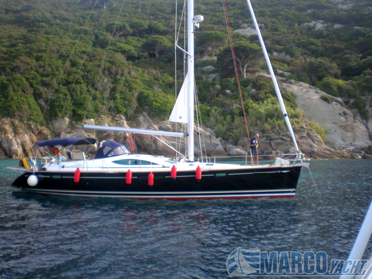Jeanneau Sun odyssey 54 ds Sailing boat used for sale
