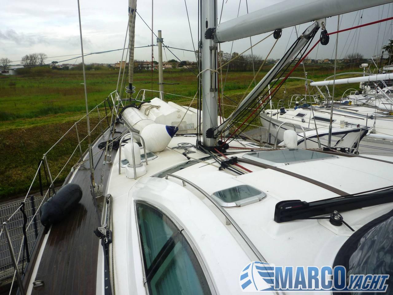 Jeanneau Sun odyssey 54 ds sailing boat