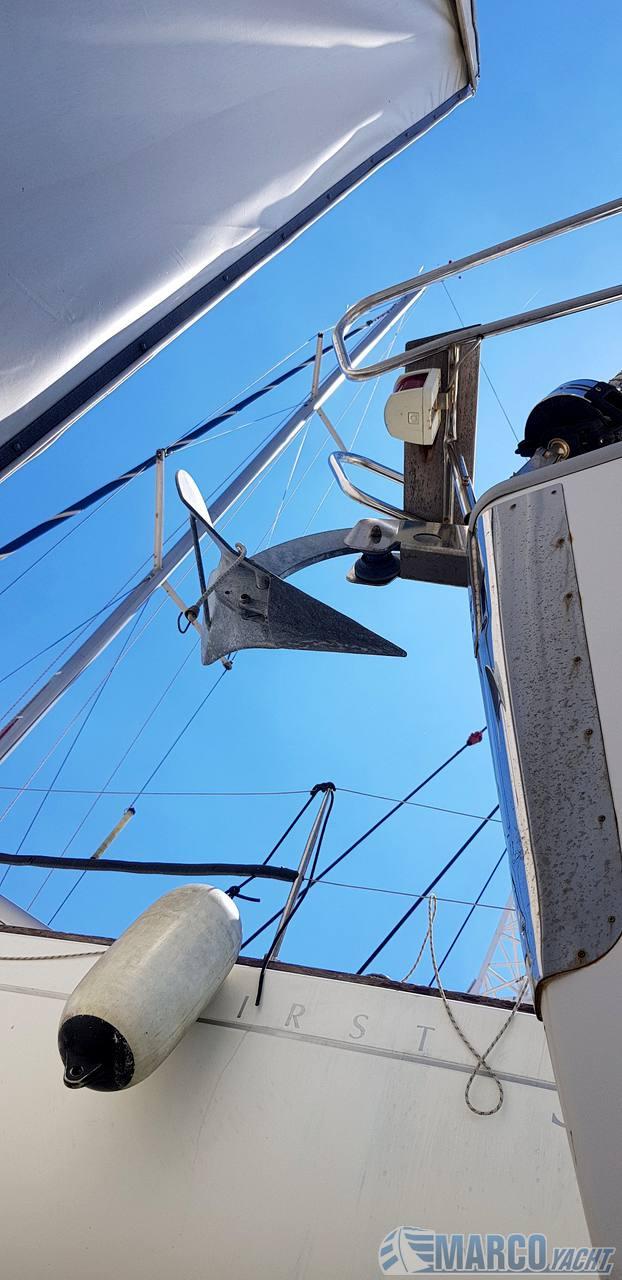 Bavaria Cruiser 37 Sail cruiser