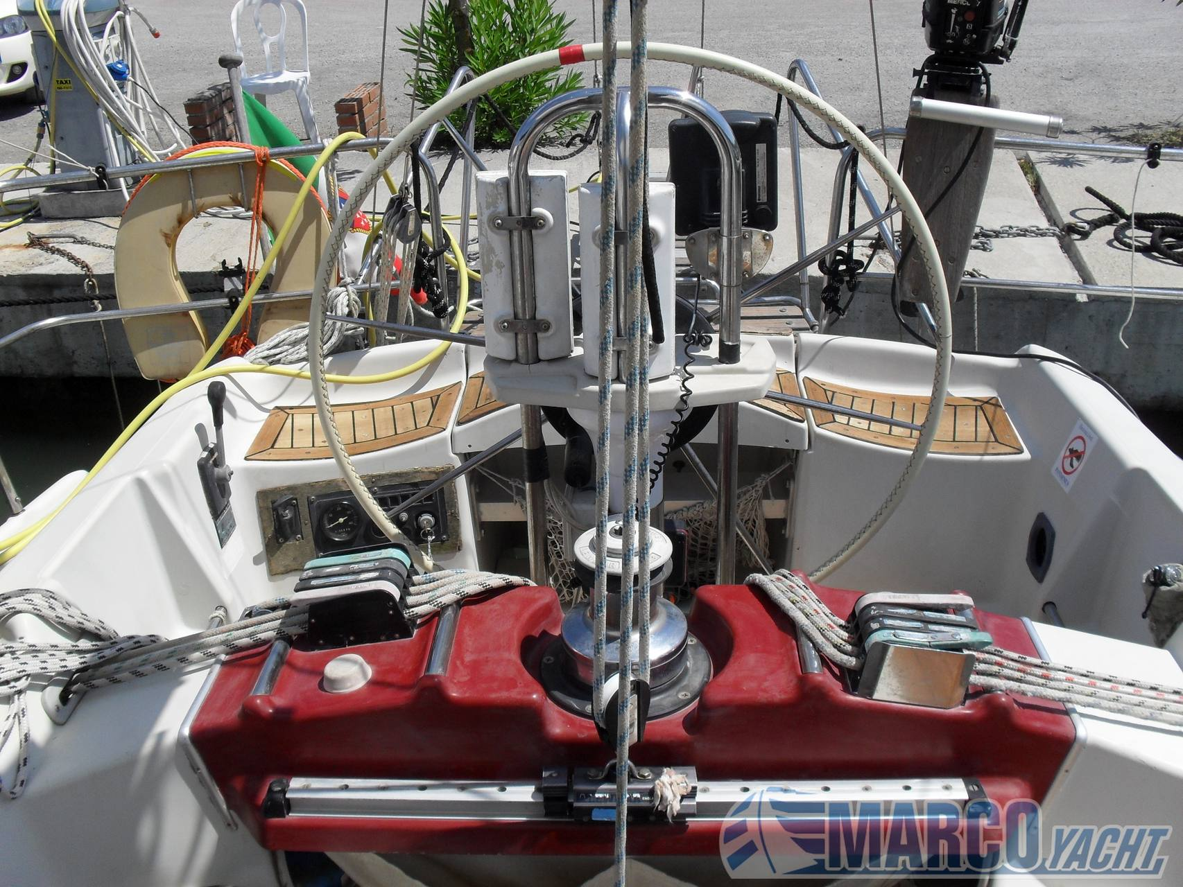 Dehler 36 cws Sail cruiser
