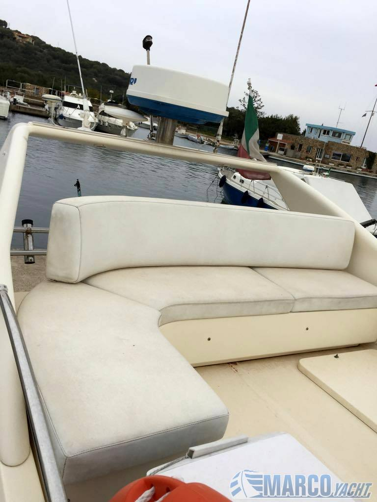 Alpa 36 fly Flybridge