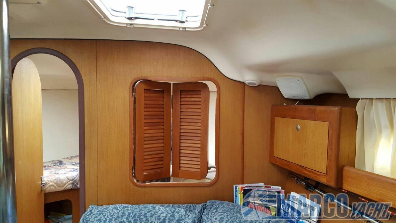 Hunter 380 Парусная лодка