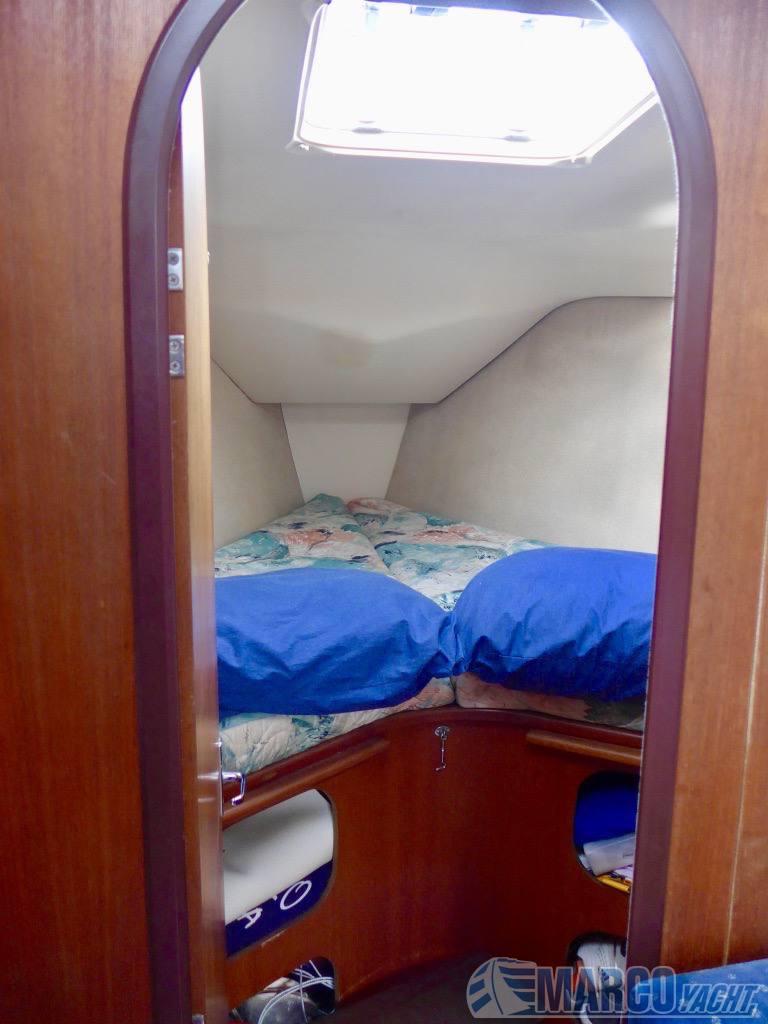 Hunter 376 barco à vela