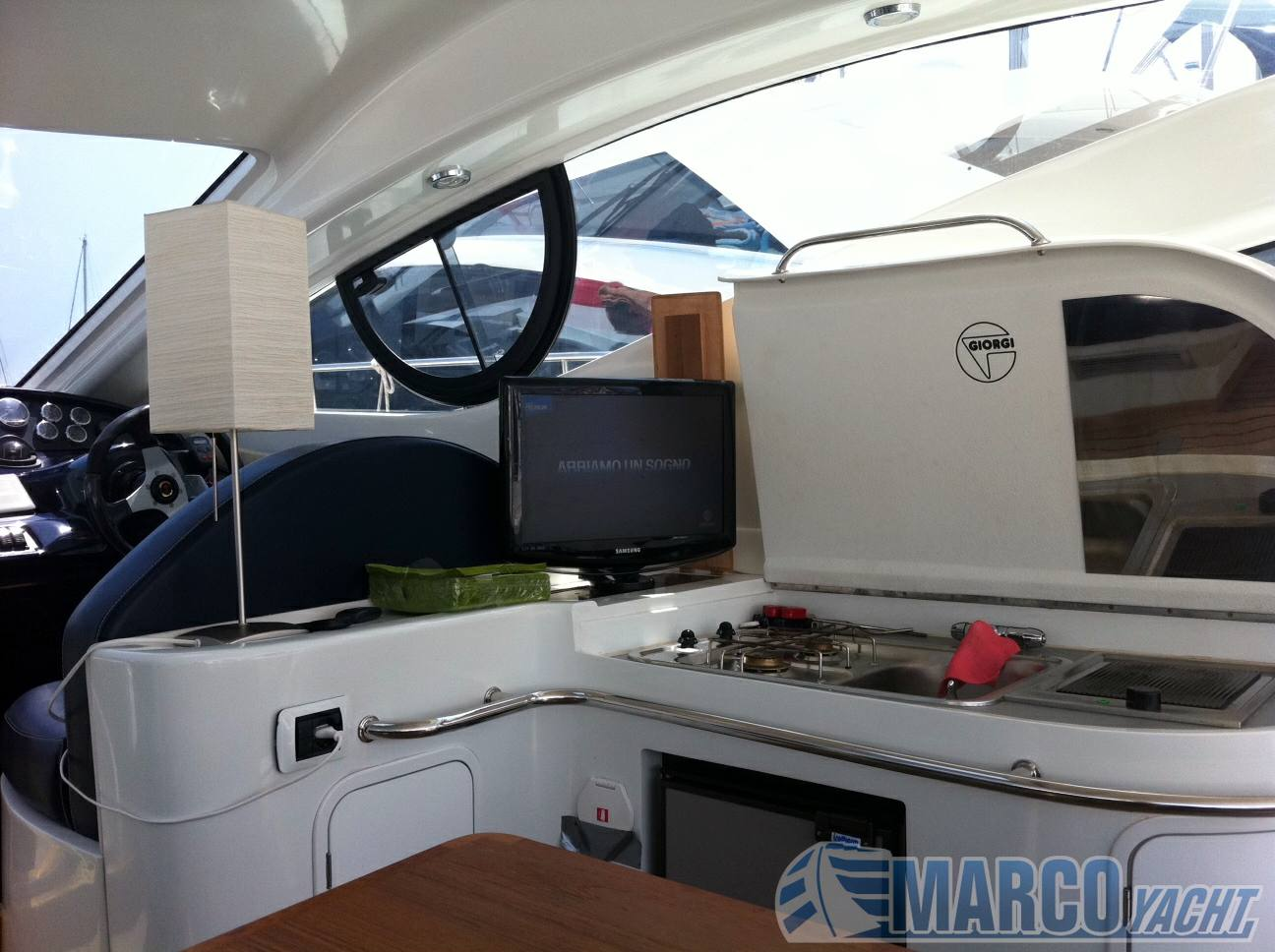 Giorgi marine Must 45 hard top