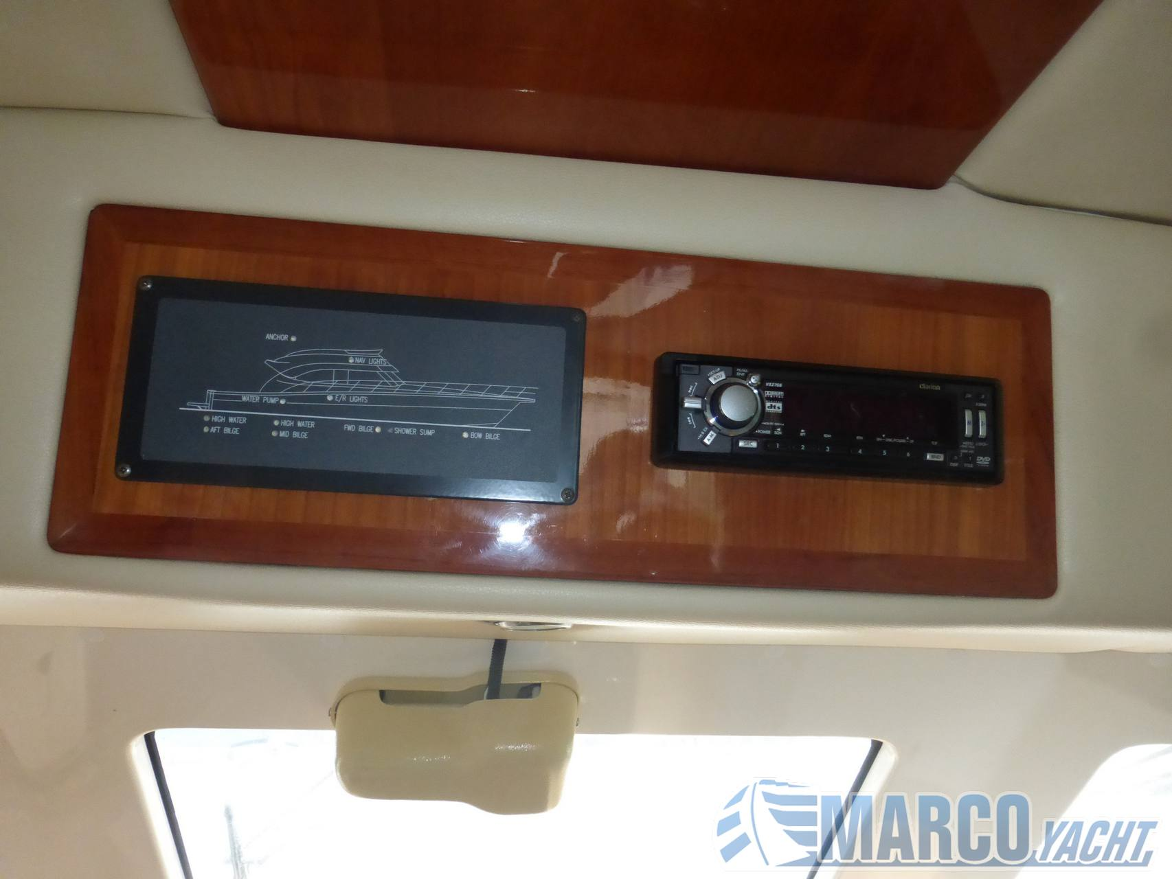 Riviera 38 t- top fly Saltwater Fishing