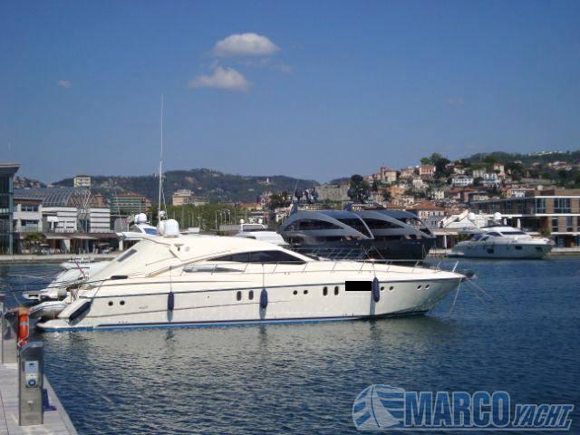Dalla pietà Dp 58 ht Motorboot gebraucht zum Verkauf