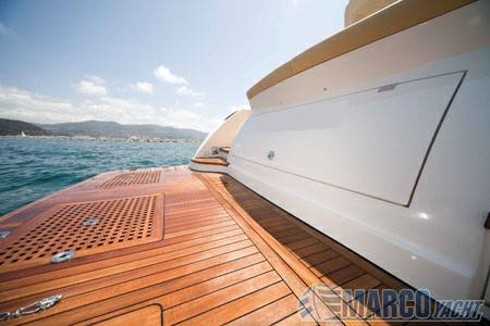 Cantieri navali del tirreno Cayman 48 hard top Motor boat used for sale