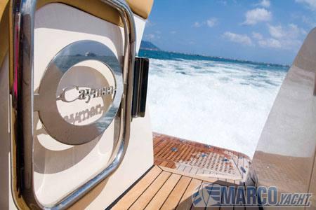 Cantieri navali del tirreno Cayman 48 hard top Hard top