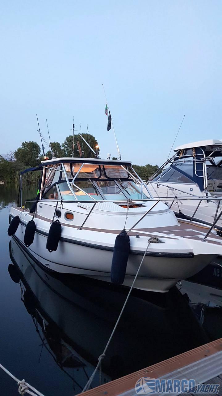Boston Whaler 295 conquest Barco a motor usado para venda