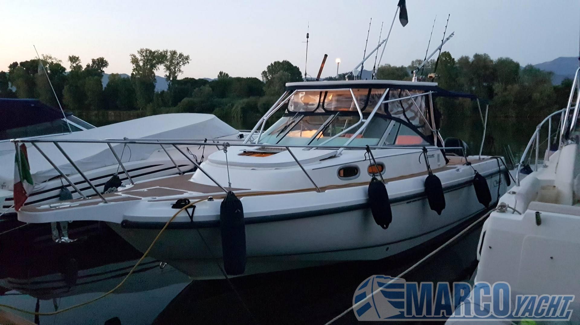 Boston Whaler 295 conquest usado
