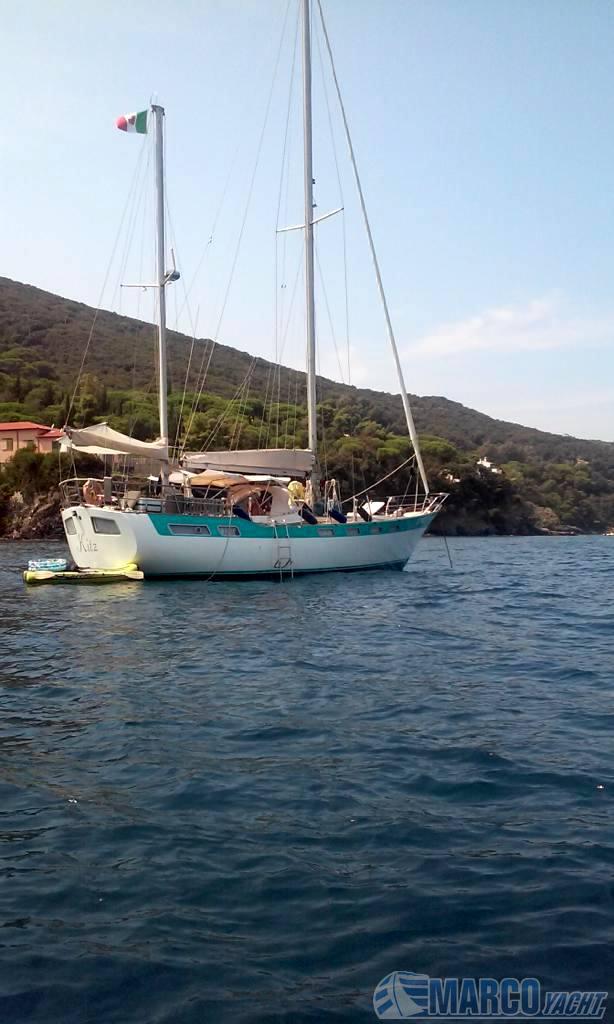 Wauquiez Anphitrite 43 Barca a vela usata in vendita
