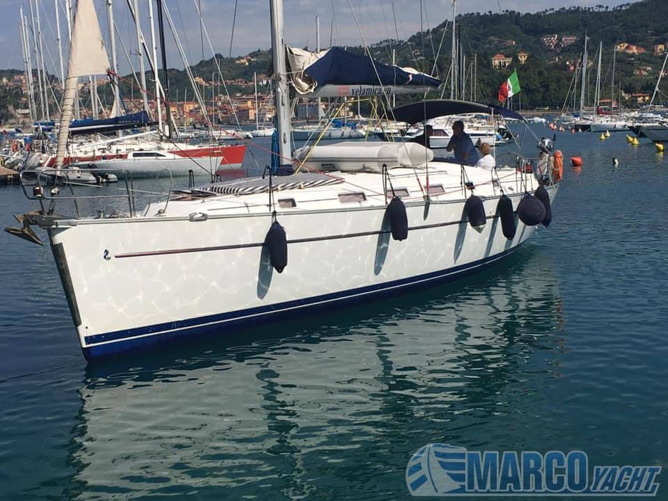 Beneteau Cyclades 43.3 sailing boat