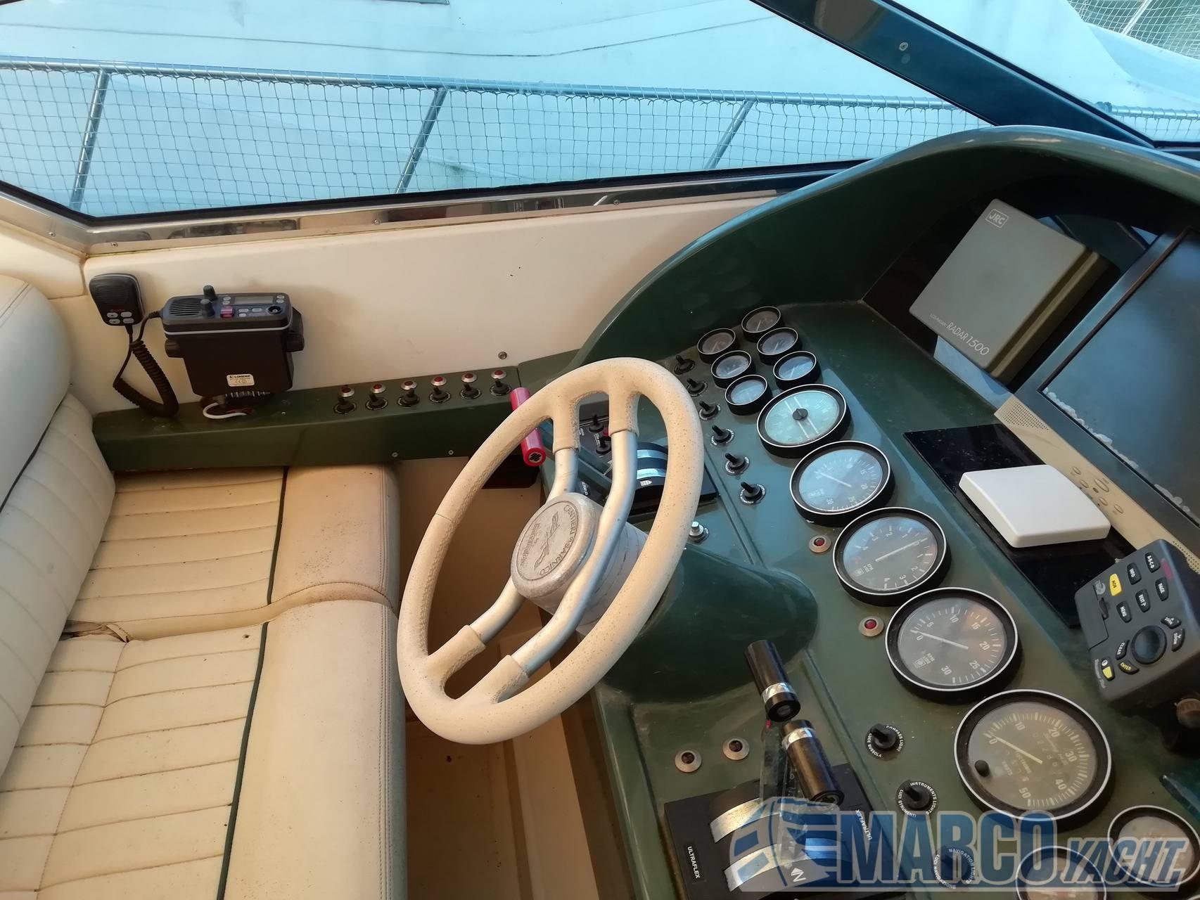 Cantieri di sarnico Maxim 55 Barca a motore usata in vendita