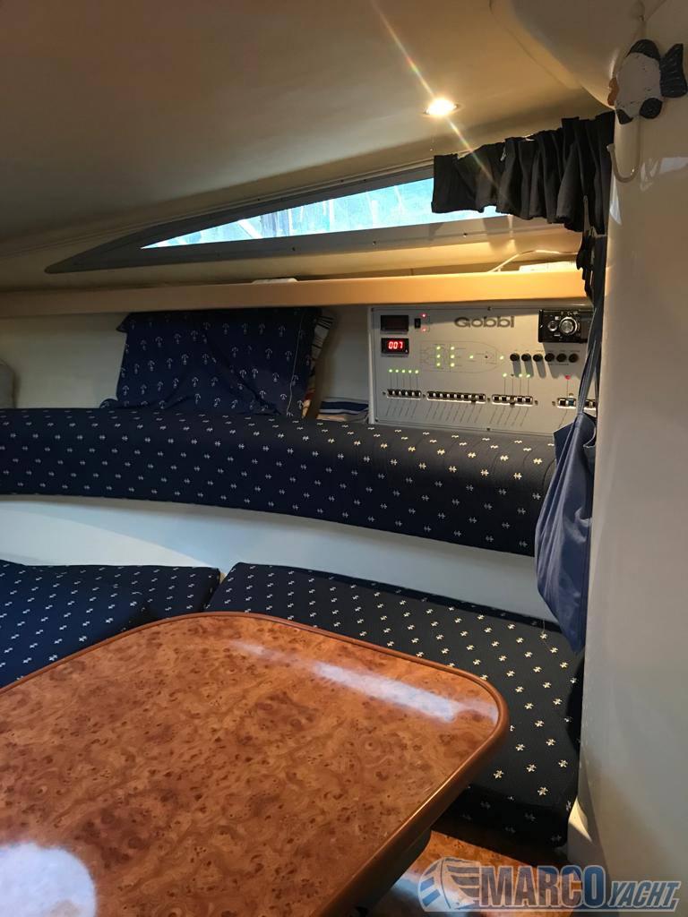 Gobbi 265 cabin 0