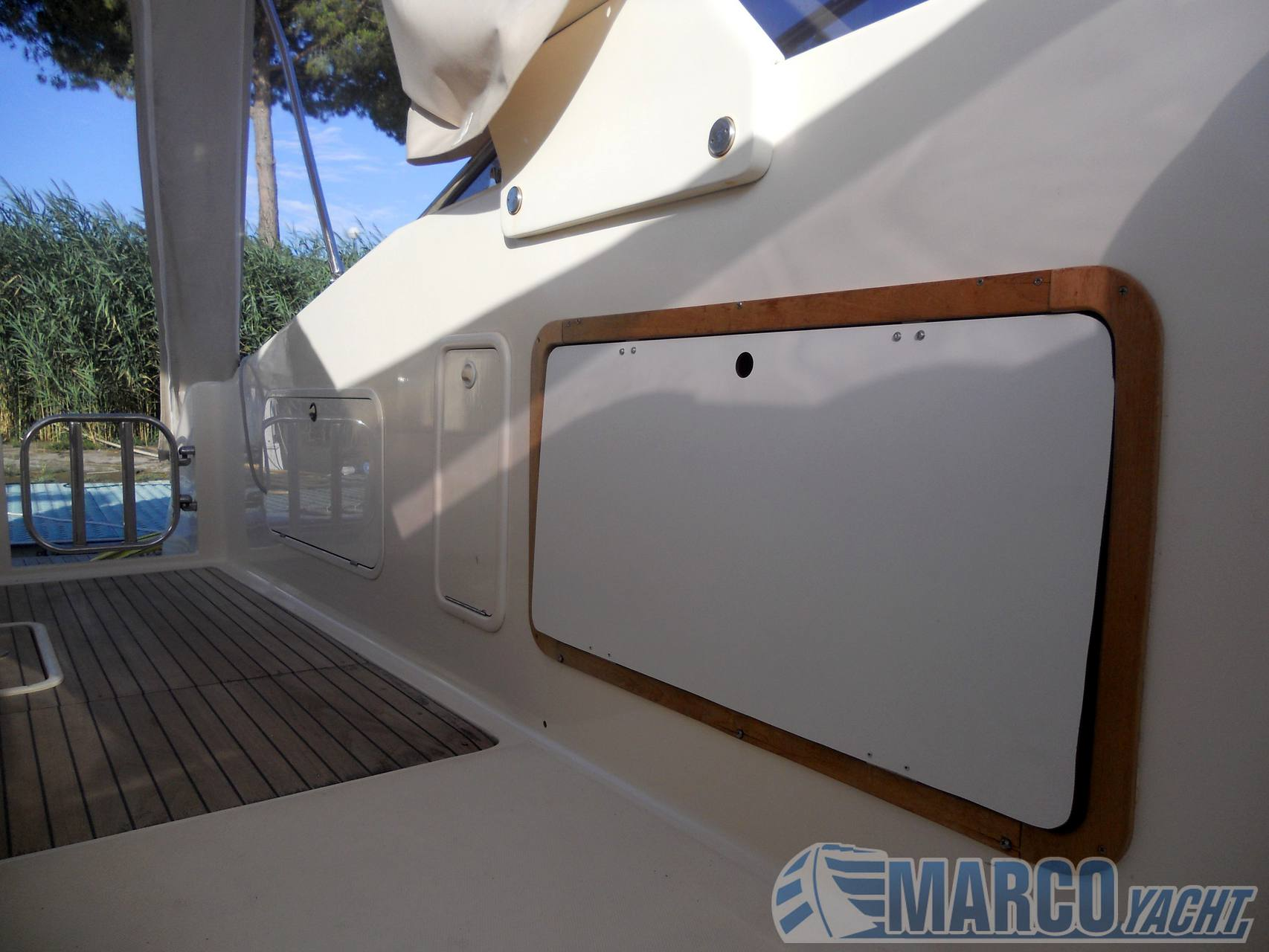 Ilver Thesi 32 Motor boat used for sale