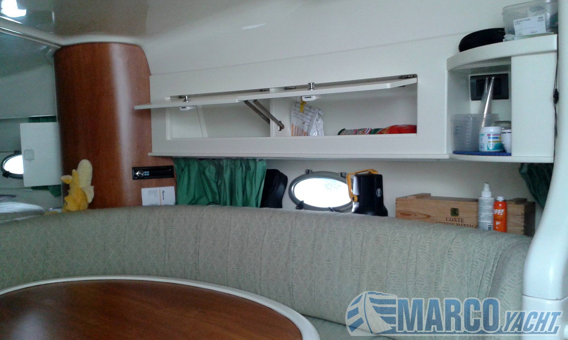 """SESSA Oyster 34"""" Express cruiser used"""